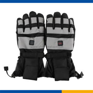 Fashion Design Heated Ski Winter Hand Gloves