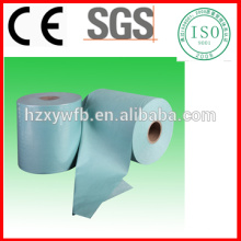 Spunlace Lint Free Industrial Wipes Roll Nonwoven Cleaning Wipes