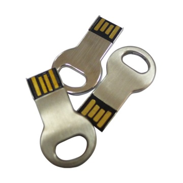 USB 32GB Flash Drive Stylish Key Design