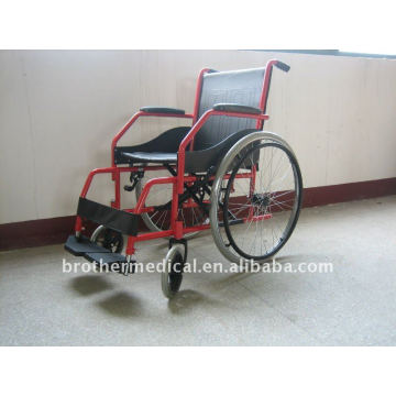 Nova cadeira de rodas manual