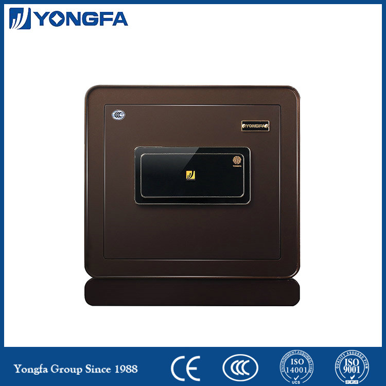 Intelligent fingerprint burglary safe