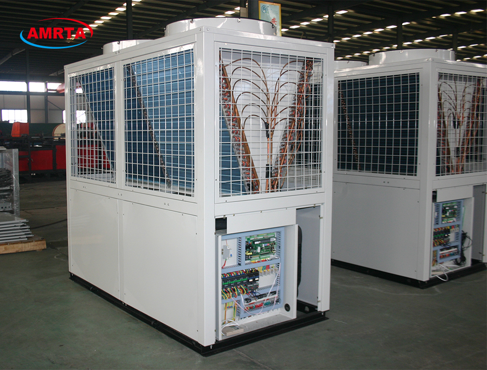 Potable Industrial Glycol Water Chiller