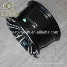 Nouvelle conception roues en alliage 12inch pour VTT / chariot de golf