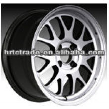 bbs chrome blcak 15 inch car rims for cars