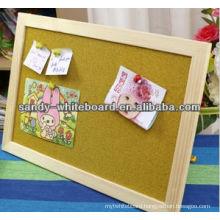 cork board coaster cork board with photo frame