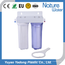 Filtro de agua de bajo nivel de doble etapa Nw-Pr202