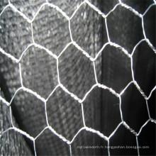 Cage de lapin en acier torsadée galvanisée à chaud