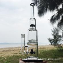 Dark Twin Imagine Hookah Glass Smoking Water Pipes (ES-GB-292)