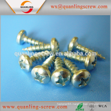 China wholesale high quality chipboard screw electro galvanization screw