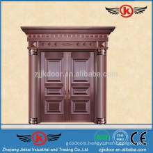 JK-RC9204 True Copper Double Leaf Exterior Door