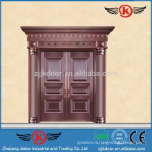 JK-RC9204 Дверь из натурального медного двойного листа