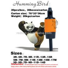 Tatouage grip tattoo ABS jetable tubes
