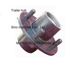 Wheel Hub for Boat Trailer, Box Trailer or Other Trailers
