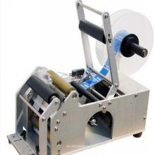 Etiquetado adhesivo manual ZM530D con máquina de codificación para etiquetas de fábrica