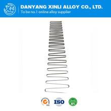 Elemento calentador de alambre de aleación de NiCr para el horno industrial
