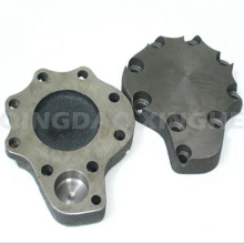 Custom Gearbox Housing with Lost Wax Casting