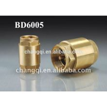 Spring Non Return Valve with Stainless steel Spool