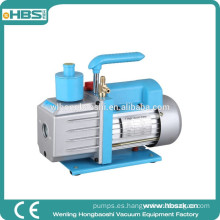 1/3 HP 4.5 CFM Bomba de vacío profunda de paleta rotativa Herramientas HVAC para refrigerante AC R410A