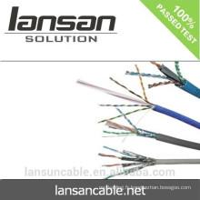 Veste en PVC LSZH FR pour LANSAN AMP CAT6 CABLE