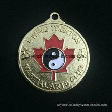 Encargo de Znic aleación imitación medalla de oro medalla de descarga