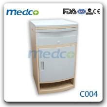 C004 Plastic ABS hospital bedside cabinet