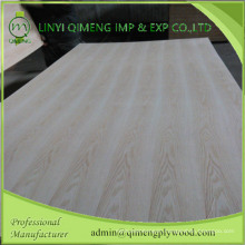 Hot Sale 1220X2440X1.8-3.6mm China Ash Fancy Plywood with Competitive Price