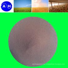 Fertilizante de quelatos de aminoácidos compuestos ferro
