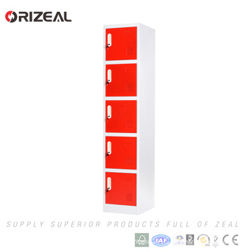 Orizeal China Supplier Steel Storage Locker for Sport Center Playground Used Steel Lockers for Sale (OZ-OLK007)