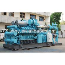 Erdgasgenerator für 600kw