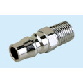 "3/8"" Male thread Nitto Type Quick Coupler Plug"