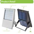 Todo - en-uno al aire libre Led luz de inundación Solar; Luz de inundación llevada solar con Sensor de movimiento