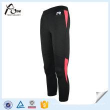 Custom Running Calças Mulheres Slim Fit Fitness Wear