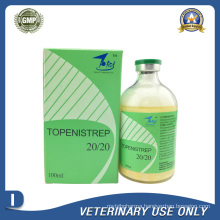 Veterinary Drugs of Dihydrostreptomycin Sulfate+Penicillin G Procaine Injection