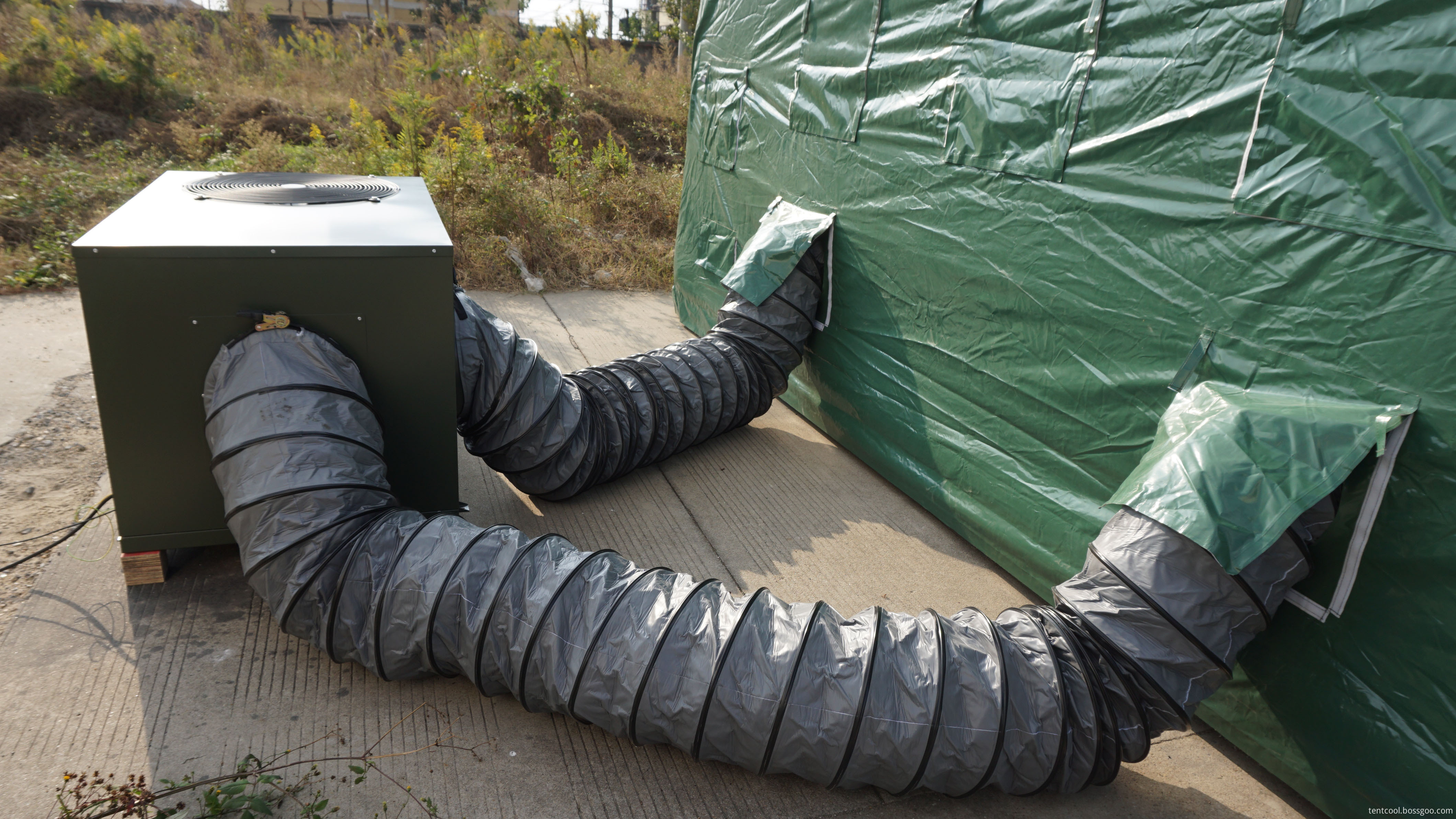 Military Tent air conditioner