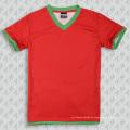 100% poliéster Custom Sublimation Soccer Jersey (YQ-889)