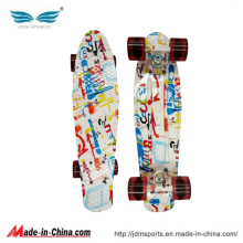 Fashion Design Penny Board on Free Style