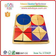 2015 Educational Wooden Block Toys , Intellect Toy Blocks , High Quality Building Block Toys
