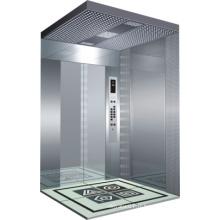 Ascenseur de passager de Fujizy avec la pièce de machine moins
