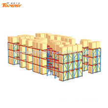 warehouse factory double deep rack for storage