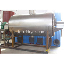Batchwise Stainless Steel Membuat Mesin Vacuum Rake Dryer