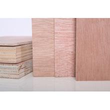 Madera contrachapada comercial chapada madera económica de la calidad