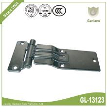Peças de reboque fechadas sobre dobradiça de porta de vedação