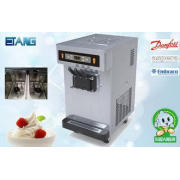 Table Top Frozen Yogurt Making Equipment With Pre-Cooling S