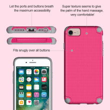 Ball Texture Protective Cover for iPhone6s Plus