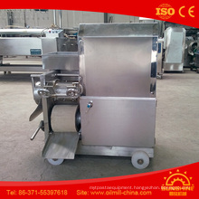 Fish Bone Remover Fish Meat Collector Meat Deboning Machine