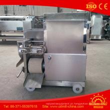 Máquina de desossar carne carne removedor de peixe peixe coletor de carne