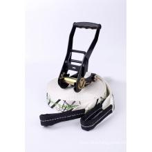 50MM Different Type Ratchet Strap Slackline For Sale