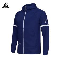 men fashion printed hoodie cool pullover jacket