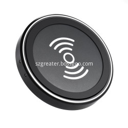 Portable wireless charger for cellphone
