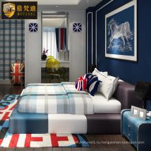 Очень красивая спальня для детей